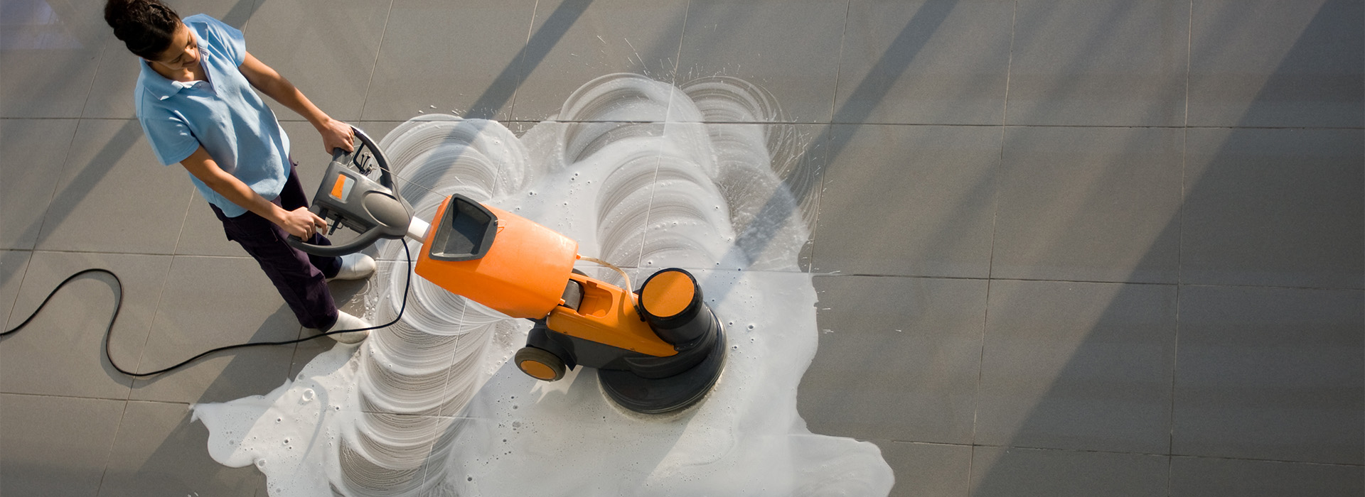 Gebäudereinigung und Hausmeister